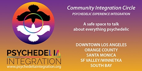 PsychedeLiA Online Integration Circle with Greg Lawrence tickets