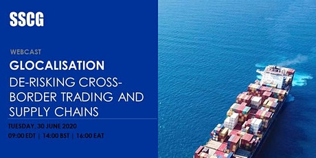Glocalisation: De-risking Cross-border Trading and Supply Chains tickets