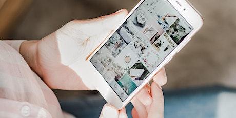 """Webinar """"Instagram – so geht's"""" Tickets"""