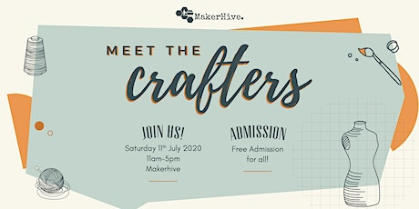 Meet The Crafters 2020 tickets