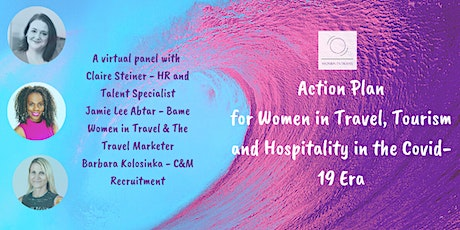 Action plan for women in travel,tourism and hospitality in the Covid-19 era tickets