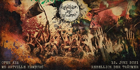 REBELLION DER TRÄUMER – OPEN AIR tickets