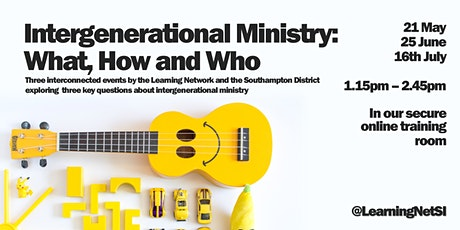 Intergenerational Ministry: The Who tickets