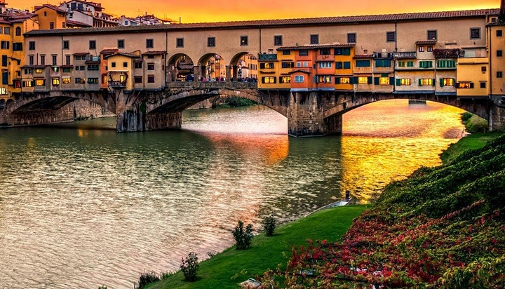 Free Tour of Florence at Sunset image