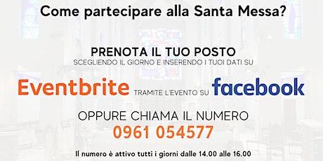 Santa Messa con Don Gaetano biglietti