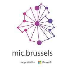my innovation center.brussels logo