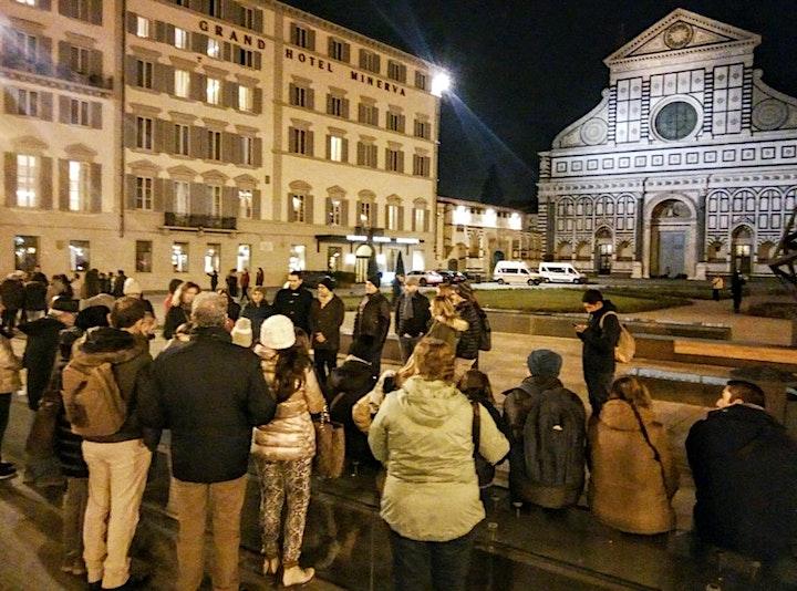 Immagine Free Tour di Firenze al tramonto