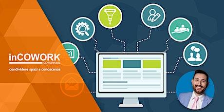Digital marketing e data driven: perchè l'importanza dei dati? tickets