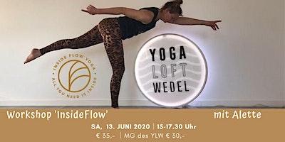 Workshop INSIDE FLOW - All you need is inside!