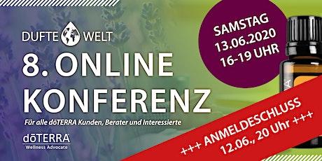 Achte Dufte Welt online Konferenz Tickets