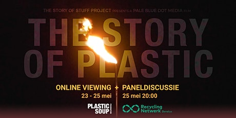 The Story of Plastic (online viewing + paneldiscussie) tickets