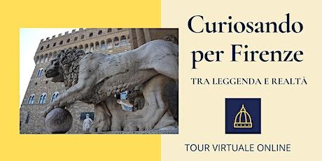 Curiosando per Firenze biglietti
