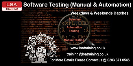 Software Testing tickets