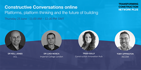 Constructive conversations: Platforms, platform thinking and the future of building tickets