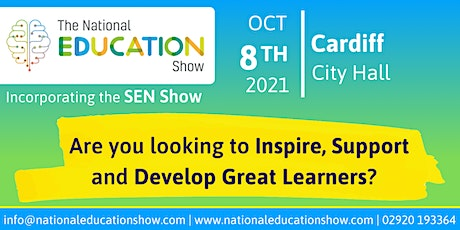 National Education Show 2021 tickets