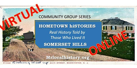 Hometown HiStories - Live Virtual History Roundtable tickets