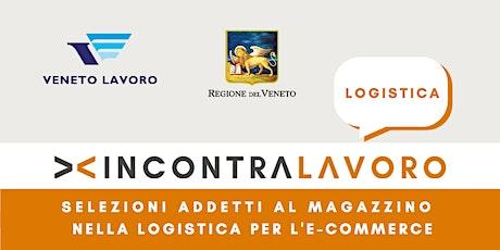WEBINAR INCONTRALAVORO LOGISTICA | Centro per l'Impiego di Villafranca (VR) biglietti