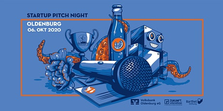 Startup Pitch Night Oldenburg 2020 Tickets