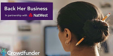 Back Her Business - information session tickets
