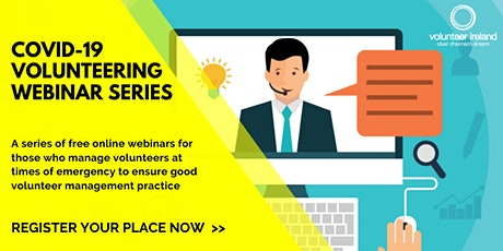 COVID-19 Webinar: Volunteering screening fundamentals tickets