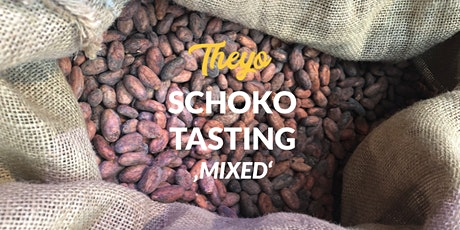 Virtuelles Schoko-Tasting 'MIXED' Tickets