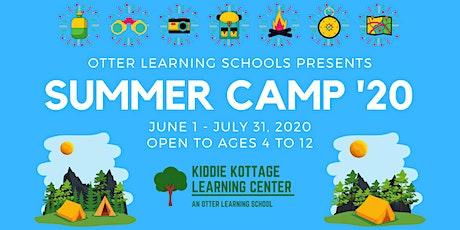 2020 Kiddie Kottage Summer Camp tickets