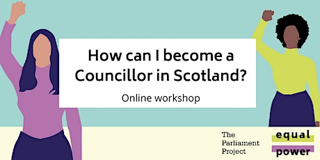 How can I become a Councillor in Scotland? tickets