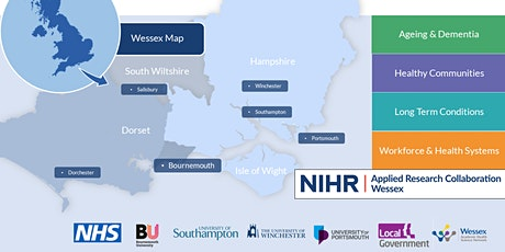 NIHR ARC Wessex - Skills and Implementation in Health and Care Research tickets