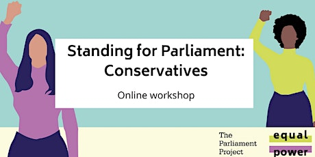 Standing for Parliament: Conservatives tickets