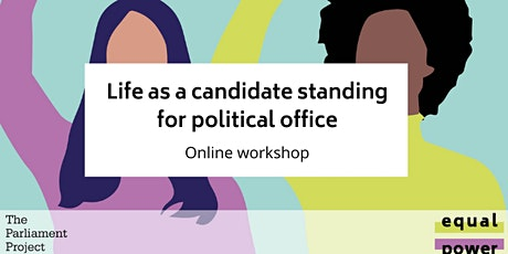 Life as a candidate standing for political office tickets