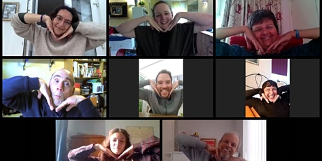 Online Improv Workshops with The Frome Society tickets