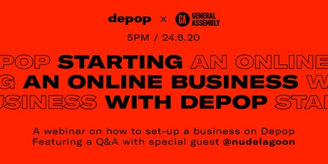 Building and Empire with Depop x General Assembly billets