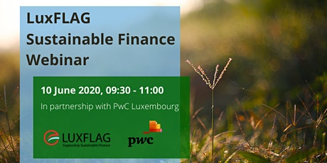 LuxFLAG webinar with PwC Luxembourg tickets