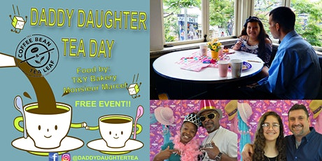 Los Angeles Daddy Daughter Tea Day 2020 tickets