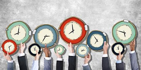 Gestion efficace du temps et du volume de travail billets
