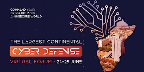 Africa Cyber Defense Forum (Virtual) tickets