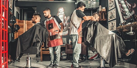 Book Your Chair Solid - How To Build Clientele For Barbers and Hairdressers tickets