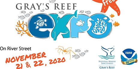GRAY'S REEF EXPO: CELEBRATING NOAA'S 50TH ANNIVERSARY tickets