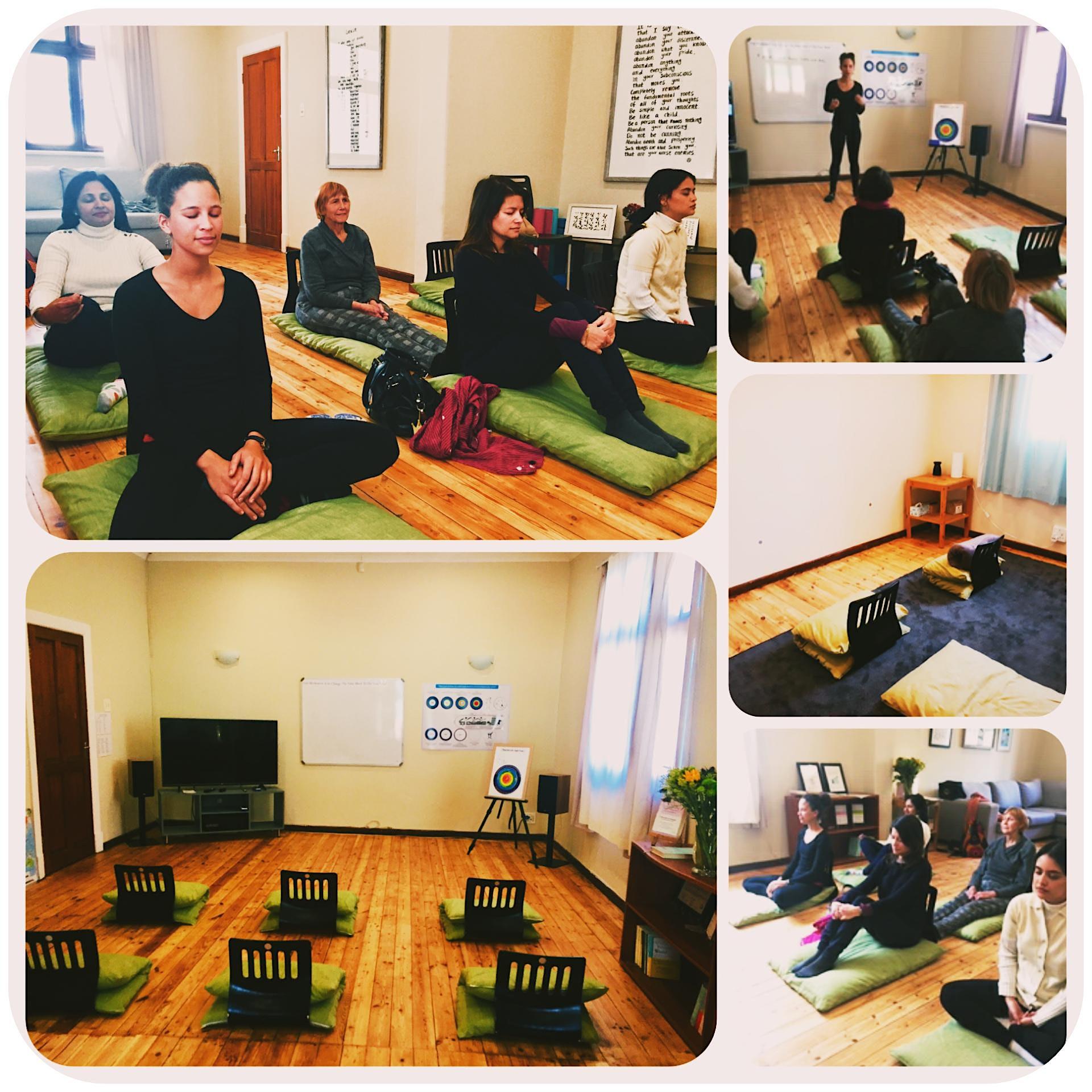 Séance découverte de Méditation (à Bruxelles ou en ligne)