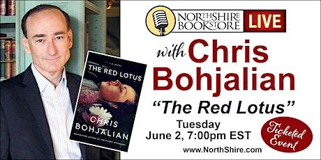 Northshire Live: Chris Bohjalian in conversation tickets