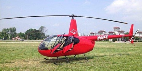 Petit Jean Helicopter Rides JUNE 20, 2020 tickets