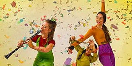 Interactive Story Workshops for Families- Movement & Mime tickets