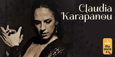 Online  Flamenco Palmas Classes / Beginners / Claudia Karapanou biglietti