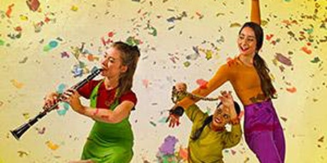Interactive Story Workshops for Families: Music & Indian beatboxing tickets