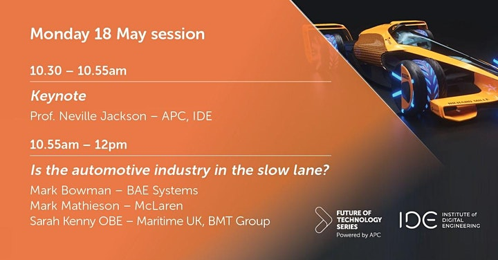 FoT webinar - Is the automotive industry in the slow lane? image