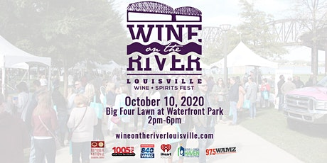WINE ON THE RIVER LOUISVILLE 2020 tickets