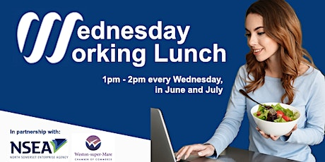 Wednesday Working Lunch tickets