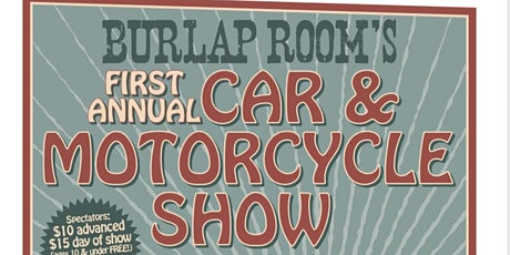 Inaugural Car & Motorcycle Show tickets