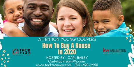 Attention Young Couples: How to Buy a House in 2020 (Dallas) tickets