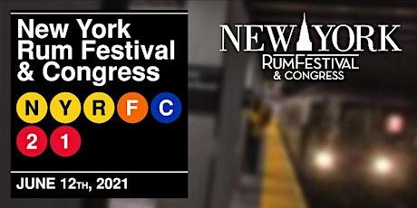 New York Rum Festival 2021 tickets